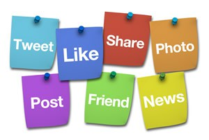 social media marketing, internet marketing