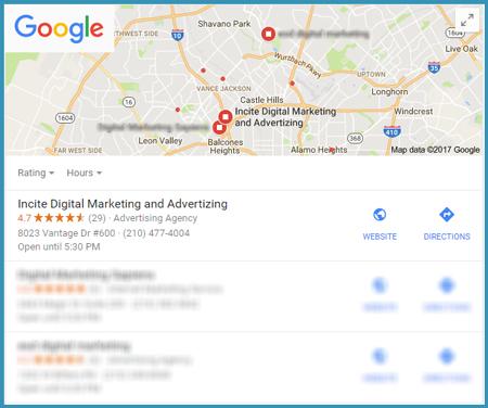 Google SEO San Antonio, internet marketing san antonio tx