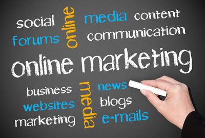 online marketing, social media marketing