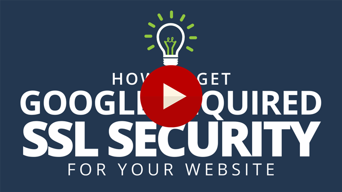 How To Get SSL Security For Your Website - Incite Digital Explains