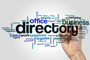 local business directories, business listings