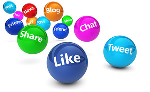 social media marketing, SEO services